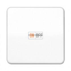 Выключатель одноклавишный с подсветкой, универс. (вкл/выкл с 2-х мест) 10 А / 250 В~ 506u - 90 - CD590KO5WW
