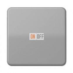 Выключатель одноклавишный, универс. (вкл/выкл с 2-х мест) 10 А / 250 В~ 506u - CD590GR