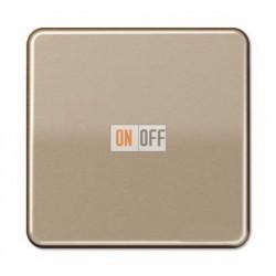 Выключатель одноклавишный перекрестный (вкл/выкл с 3-х мест) 10 А / 250 В~ 507u - CD590GB