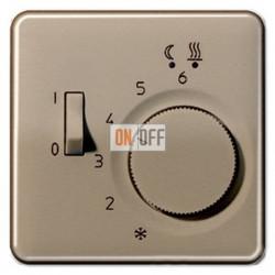 Термостат 230 В~ 10А с выносным датчиком для электрического подогрева пола CDFTR231PLGB - FTR231U