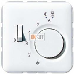 Термостат 230 В~ 10А с выносным датчиком для электрического подогрева пола CDFTR231PLWW - FTR231U