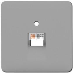 Розетка телефонная одинарная RJ11 EPUAE8UPO - CD569-1UAGR