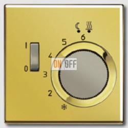 Термостат 230 В~ 10А с выносным датчиком для электрического подогрева пола механизм  GOFTR231PL - FTR231U