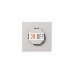 Светорегулятор поворотно-нажимной 60-400 Вт для ламп накаливания 244EX - LS1940LG