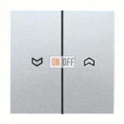 Выключатель управления жалюзи клавишный, 10 А / 250 В~ 509VU - al2995p