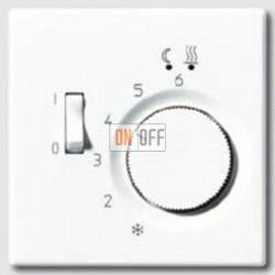 Термостат 230 В~ 10А с выносным датчиком для электрического подогрева пола механизм FTR231U - LSFTR231PLWW