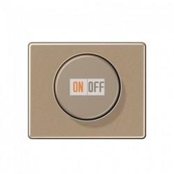Светорегулятор поворотный для ламп накаливания 60-600Вт SL1540GB - 266GDE