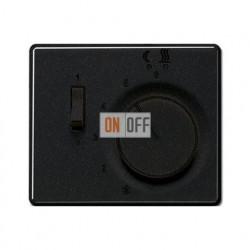 Термостат 230 В~ 10А с выносным датчиком для электрического подогрева пола механизм FTR231U - SLFTR231PLSW