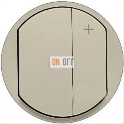 Светорегулятор кнопочный Legrand Celiane 600Вт  (слоновая кость) 66250 - 67082 - 80251
