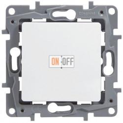 Выключатель-переключатель с подсветкой 10AX (белый) 672215