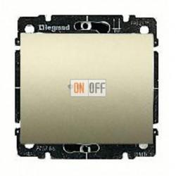 Выключатель одноклавишный с подсветкой, универс. (вкл/выкл с 2-х мест) 10 А / 250 В~ 775602 - 771434