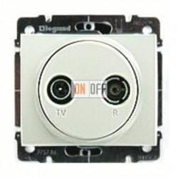 Розетка телевизионная оконечная TV FM, диапазон частот от 5 до 862 MГц 775786 - 771072
