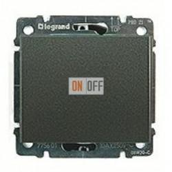Выключатель одноклавишный, универс. (вкл/выкл с 2-х мест) 10 А / 250 В~ 775806 - 771210