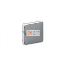 Заглушка IP55 Legrand Plexo, серый 69537