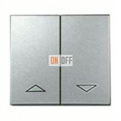 Выключатель управления жалюзи для прямого управления приводом с механич.блокировкой, 10 А / 250 В~ 770104