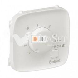 Термостат с датчиком для теплых полов 16 A - 230 В~ Valena Allure, перламутр 752034 - 755329