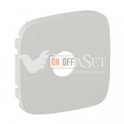 Розетка TV проходная  14дБ 0-2400 МГц, Valena Allure перламутр 753067 - 754769