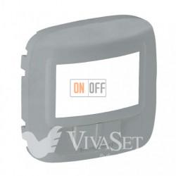 Датчик движения 180° без нейтрального зажима, с принудительным вкл/откл. Valena Allure, алюминий 752070 - 752380