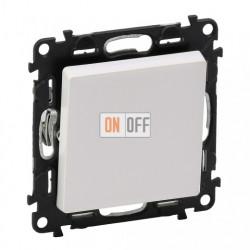 Кнопочный выключатель  6 A - 250 В, Valena Life белый 752011 - 755000
