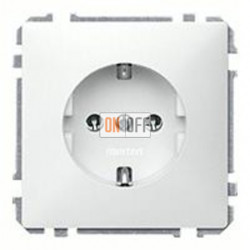 Розетка с заземляющими контактами 16 А / 250 В~ MTN2301-4019