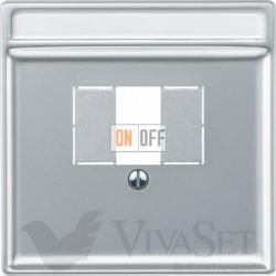 Розетка USB двойная для зарядки, алюминий MTN4366-0000 - MTN297860