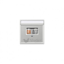 Розетка USB двойная для зарядки, нержавеющая сталь MTN4366-0000 - MTN297846