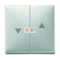 Выключатель управления жалюзи кнопочный, 10 А / 250 В~ MTN3755-0000 - MTN411546