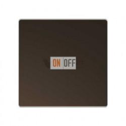 Выключатель одноклавишный 10 А / 250 В~ Merten D-life, мокко металл MTN3111-0000 - MTN3300-6052