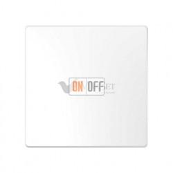 Выключатель одноклавишный 10 А / 250 В~, Merten D-life, белый MTN3111-0000 - MTN3300-6035