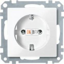Розетка с заземляющими контактами 16 А / 250 В~ MTN2301-0319