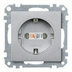 Розетка с заземляющими контактами 16 А / 250 В~ MTN2301-0460