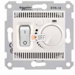 Терморегулятор  для теплого пола Schneider Sedna, бежевый SDN6000347