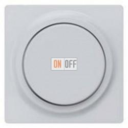 Светорегулятор поворотный кнопочный 60-600 Вт. (алюминий) 5TC8902 - 5TC8257