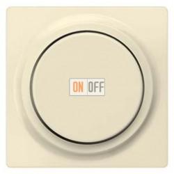 Светорегулятор поворотный 60-600 Вт. (бежевый) 5TC8901 - 5TC8257