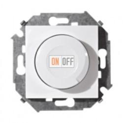 Светорегулятор поворотно-нажимной, переключатель, 500Вт 230В (белый) 1591311-030