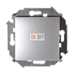 Выключатель проходной (переключатель), 16А, 250В  алюминий 1591201-033