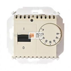 Регулятор для тёплого пола, с зондом, 16А, 230В, 3600Вт, бежевый 1591775-031