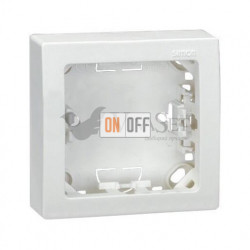 Рамка одинарная Simon 73 Loft, белый 73610-60