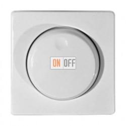 Светорегулятор универсальный (выключатель/переключатель), от 40 до 500 Вт 230 В~ Simon 82 (белый) 75319-39 - 82054-30