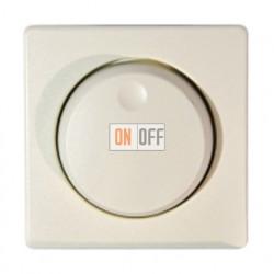 Светорегулятор универсальный (выключатель/переключатель), от 40 до 500 Вт 230 В~ Simon 82 (слоновая кость) 75319-39 - 82054-31