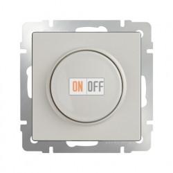 Светорегулятор поворотный до 600 Вт, Werkel слоновая кость a028899