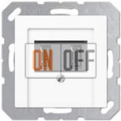 USB розетка для зарядки мобильных устройств, Белый