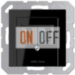 USB розетка для зарядки мобильных устройств, Черный