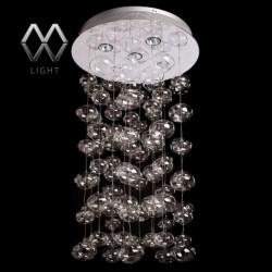 Каскадная люстра MW-Light Бриз 464011605