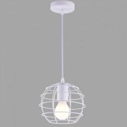 Подвесной светильник Arte Lamp A1110SP-1WH