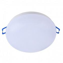 Встраиваемый светодиодный светильник Maytoni Plastic DL297-6-6W-W