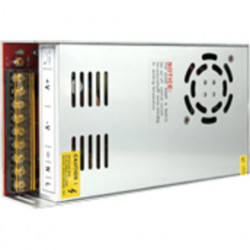 Драйвер для светодиодной ленты Gauss 350-400W 12V PC202003400