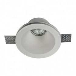 Встраиваемый светильник Maytoni Gyps DL002-1-01-W
