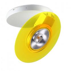 Потолочный светодиодный светильник Novotech Razzo 357476