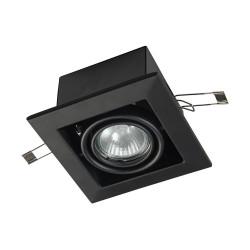 Встраиваемый светильник Maytoni Metal DL008-2-01-B